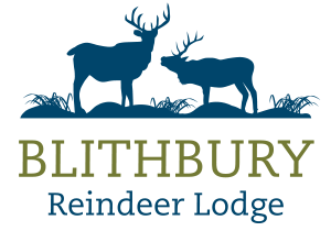 Blithbury Reindeer Lodge - Home to the largest Reindeer herd in England